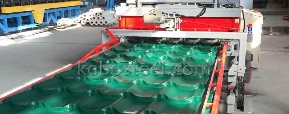 Kobosteel виробник металочерепиці в Україні.